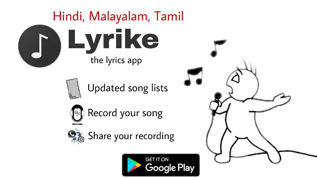 hindi malayalam tamil song lyrics new