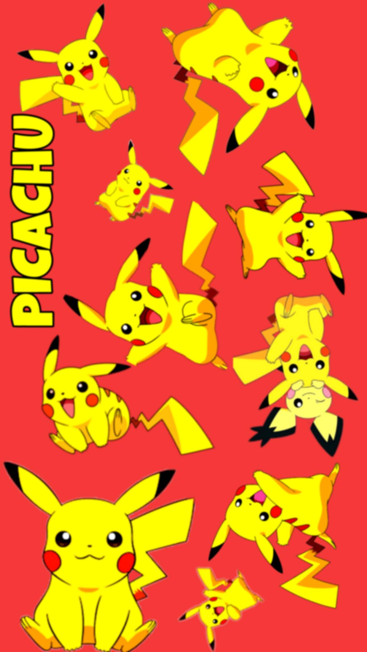 Picachu Pokemon Pocketmonster ピカチュウ ポケモン ポケットモンスター 壁紙