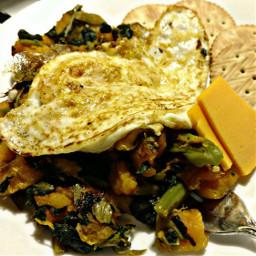 egg butternutsquash rabis breakfast gymfuel