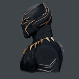 wakandaforever blackpanther blackpanterart art interesting freetoedit