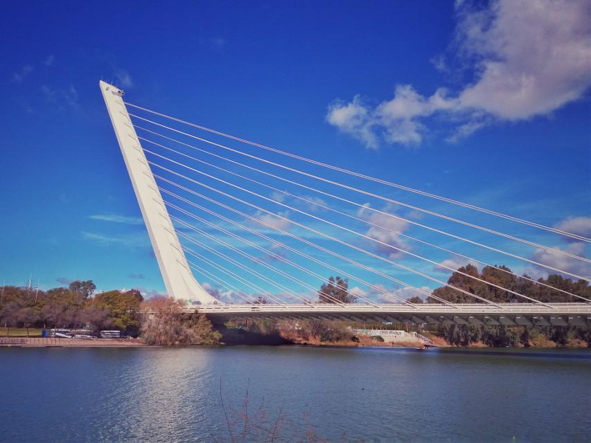 #hdrphotography #hdr #sky #Alamillo #streetphotography #Sevilla #city #andalucia