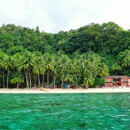 beach freetoedit island sea