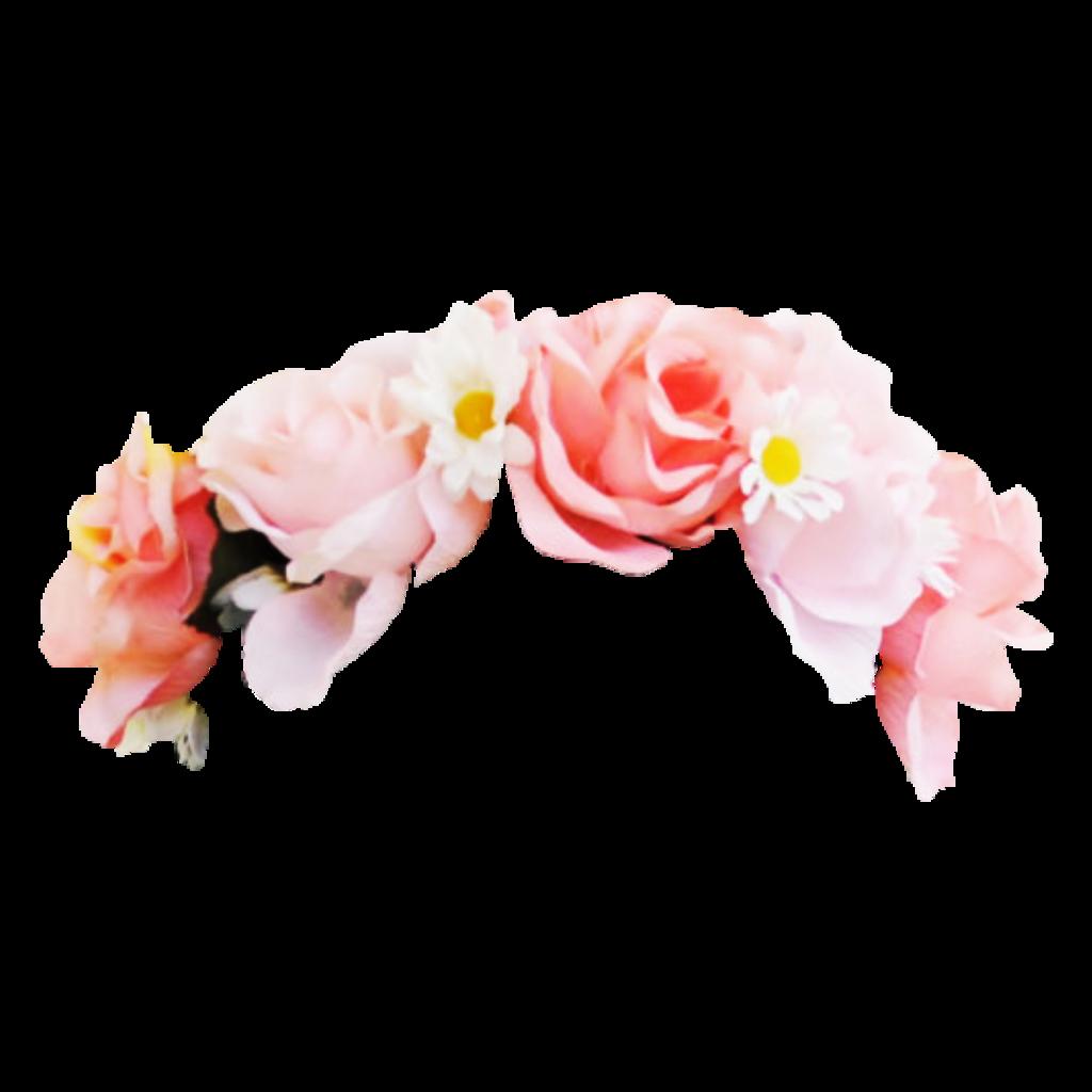 Flower crown sticker by aleshaa izmirmasajfo