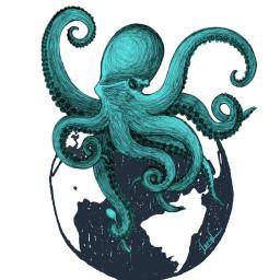 invasion alien octopus