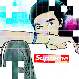 picsart challenge editchallenge outline me ecpopart