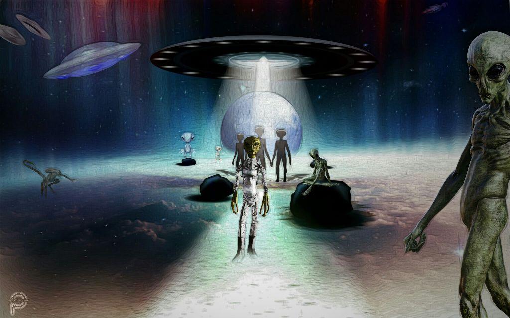 Creative Editing - Easter Sunday Inspiration - Alien World - #MadeWithPicsArt  YouTube Video:  https://youtu.be/pDwQU6f8y10  #creativity #creativeediting #aliens #video #youtube #dailyinspiration #easterinspiration #futuristic #myartwork