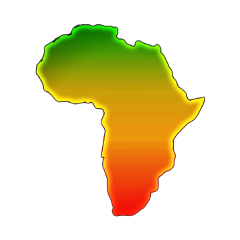 freetoedit afrique africa african vertjaunerouge wapshapes