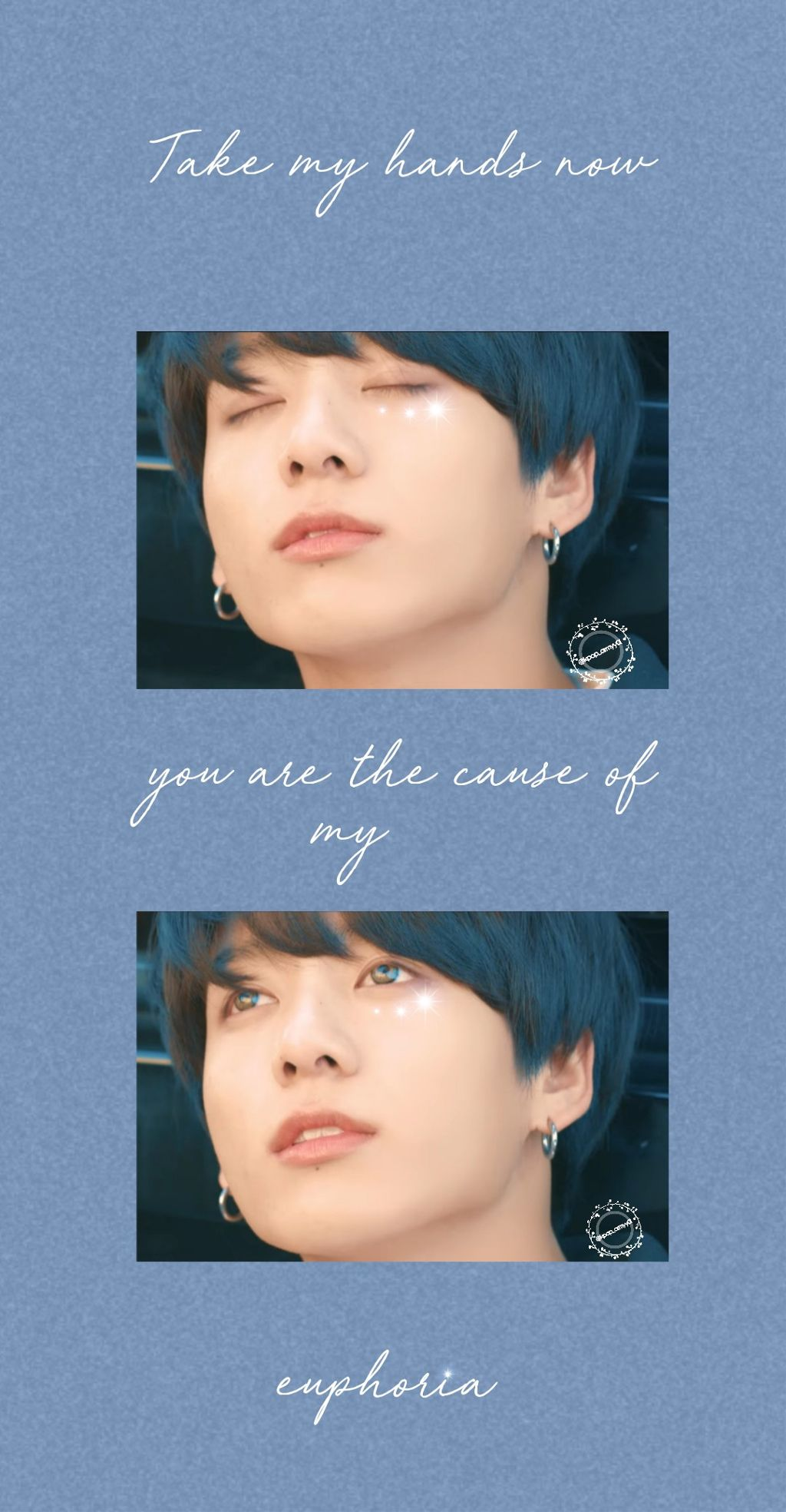 """🔒Jungkook Lockscreen🔒 🎶Lyrics from """"Euphoria"""" By: Jungkook (BTS)🎶  Did not expect bighit to drop that bomb on us like they did, but Oml Euphoria has been stuck in my head all day😍🎶 They all looked so freaking amazing, wahHh kookies vocals😍💕, so many theories, so much to analyze, and so many theory videos to watch lol and the fact that they are going back to the most beautiful moments in life era, aghhh brings back the memory of when i first got into BTS , which was in the part 2 era. Im at a loss for words, and so excited to see what more surprise bombs our boys drop on us!😆  just want to know what do you guys think about the video and what are your theory's?🤔   #bts #bangtanboys #bangtan #bangtansonyeondan #btsedit #btsjungkook #jeonjungkook #jungkook #jungkookie #kookie #euphoria #Btseuphoria #justinseagull #kook #jungkookie #kpop #kpopedit #kpopaesthetic #jungkooklockscreen #lockscreen #kpoplockscreen"""