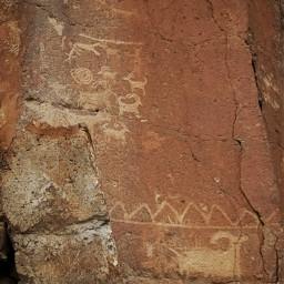 petraglyph indianart ancient fremontindianstatepark utah