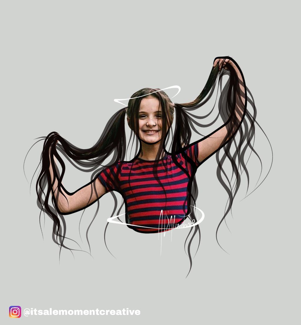 Annieleblanc Outline Instagram