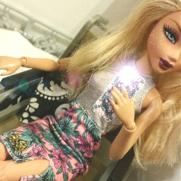 freetoedit barbie barbiephotography