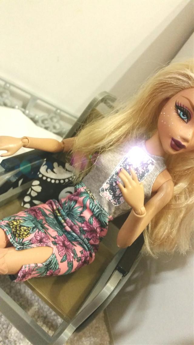 #freetoedit  #barbie #barbiephotography