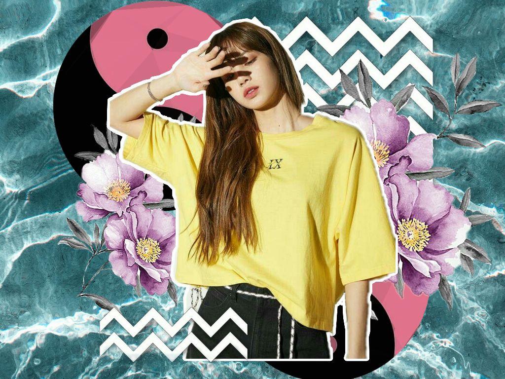 Freetoedit Kpop Blackpink Lisa Tumblr