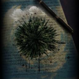 freetoedit drawing weathered ink ectinyplanet
