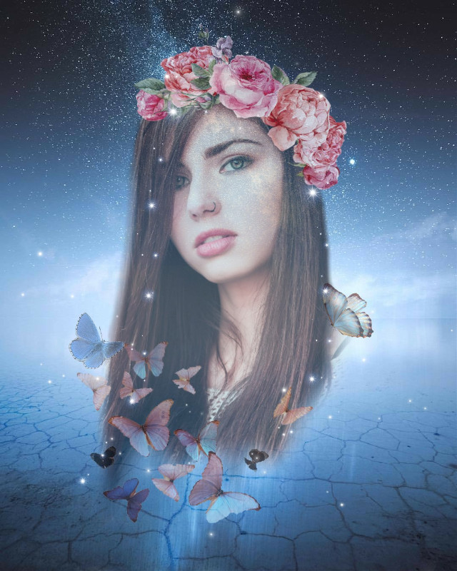 #freetoedit #surreal #vipshoutout #inspiration #flowers #