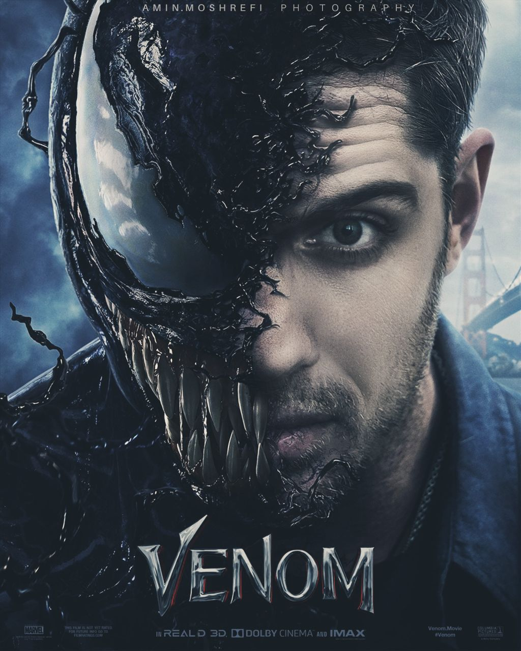Venom Movie Poster😎😂