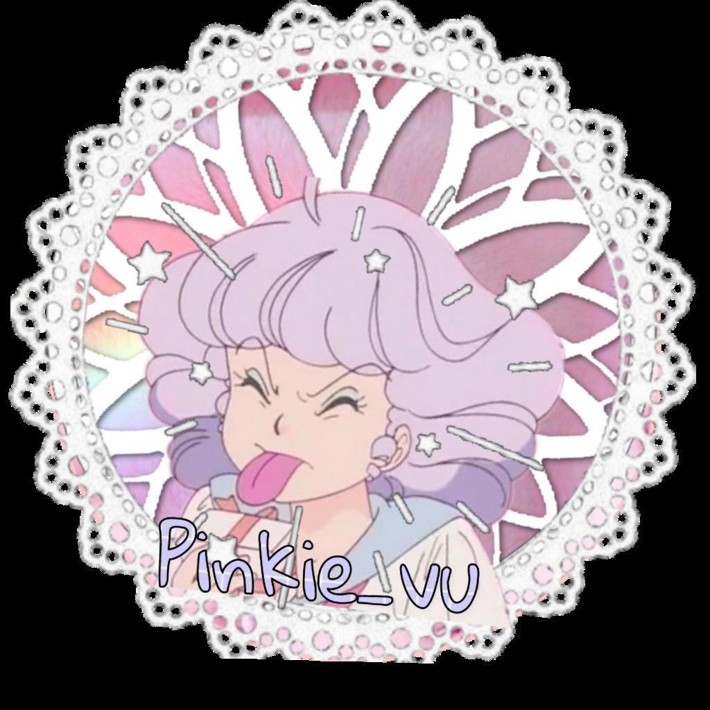 Anime Aesthetic Girl Icon
