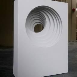 modern paperart 3dart