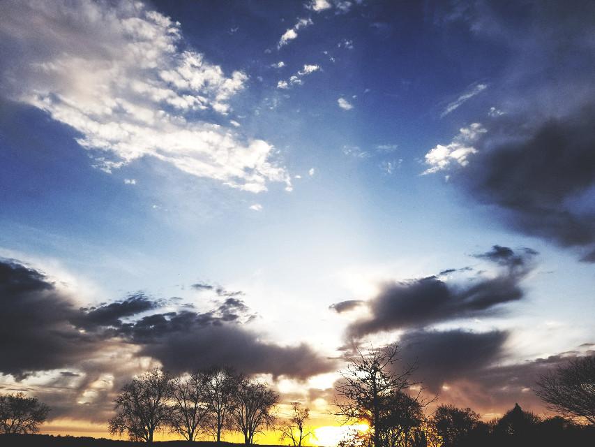 #freetoedit #sky #clouds #nature #sun #photography #myphoto #myphotography #picsart
