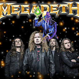 megadeth megadeth2018 metalband wallpaper rustinpeace freetoedit