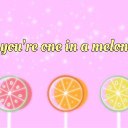 cute colourful fruit sweet puns