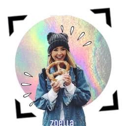 cute icon zoella pretzel love freetoedit
