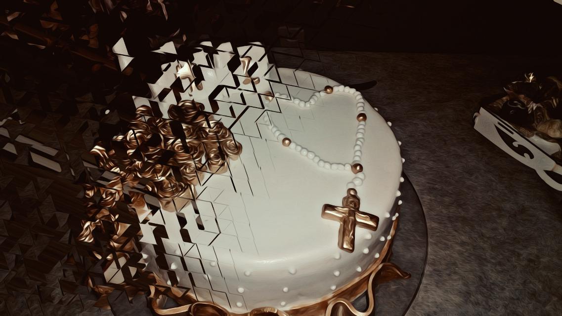 O Bolo do Casamento de Minha Irmã #freetoedit