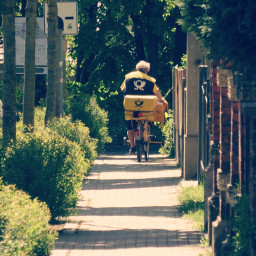 mail mailwoman lightcrosseffect street
