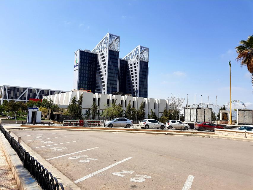 Park mall setif #mall #park  #freetoedit