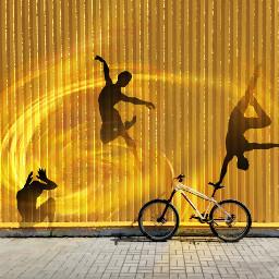 freetoedit shadowplay oileffect light bike ircbicycle