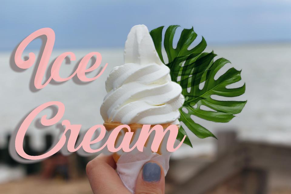 #freetoedit #icecream #Ice #cream #retro #sorvete #gelato #gelado #🍦