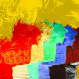 freetoedit rainbow colors irccolorfulbasket colorfulbasket