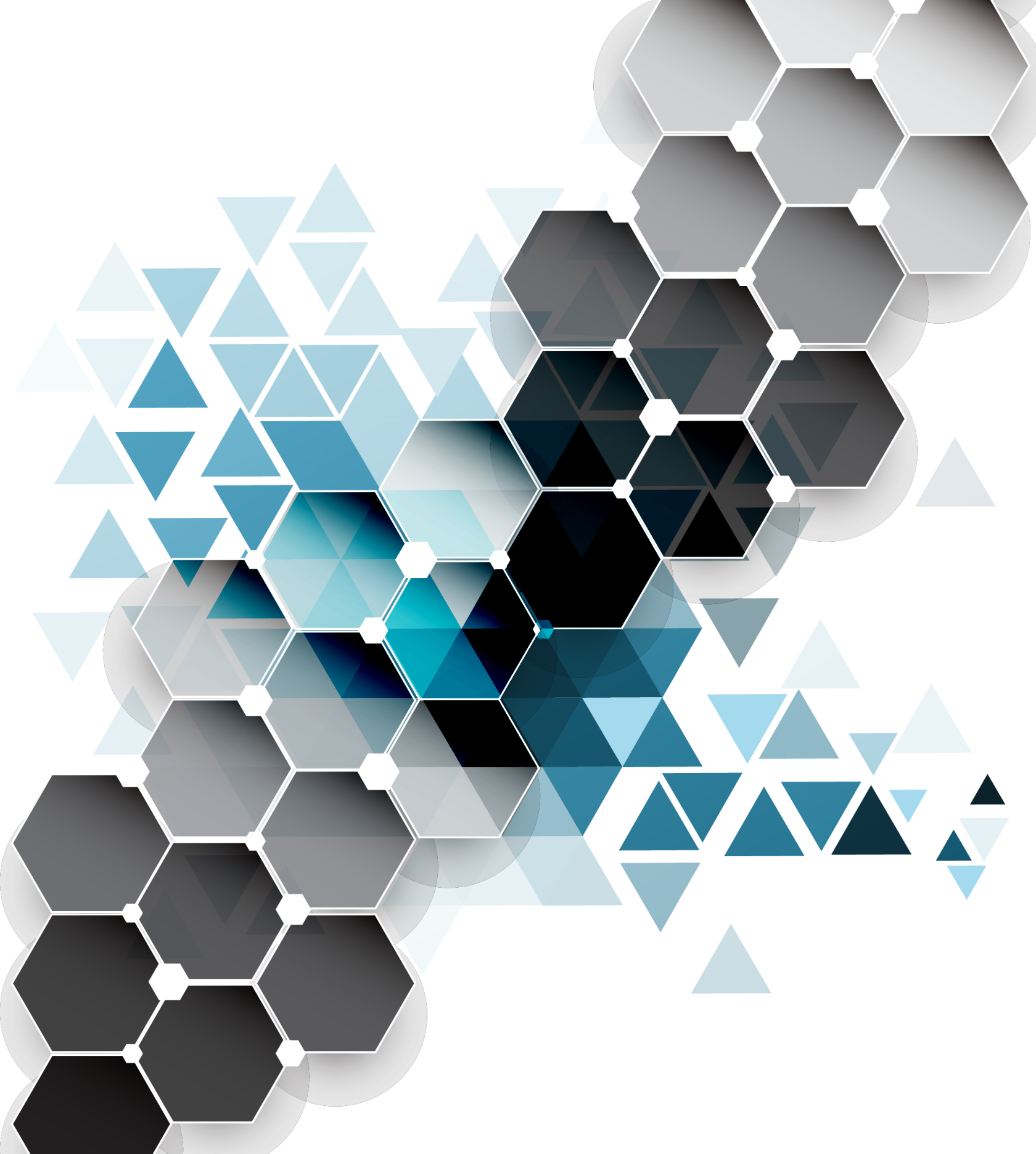 Ftestickers Geometricpatterns Triangles Background Abst