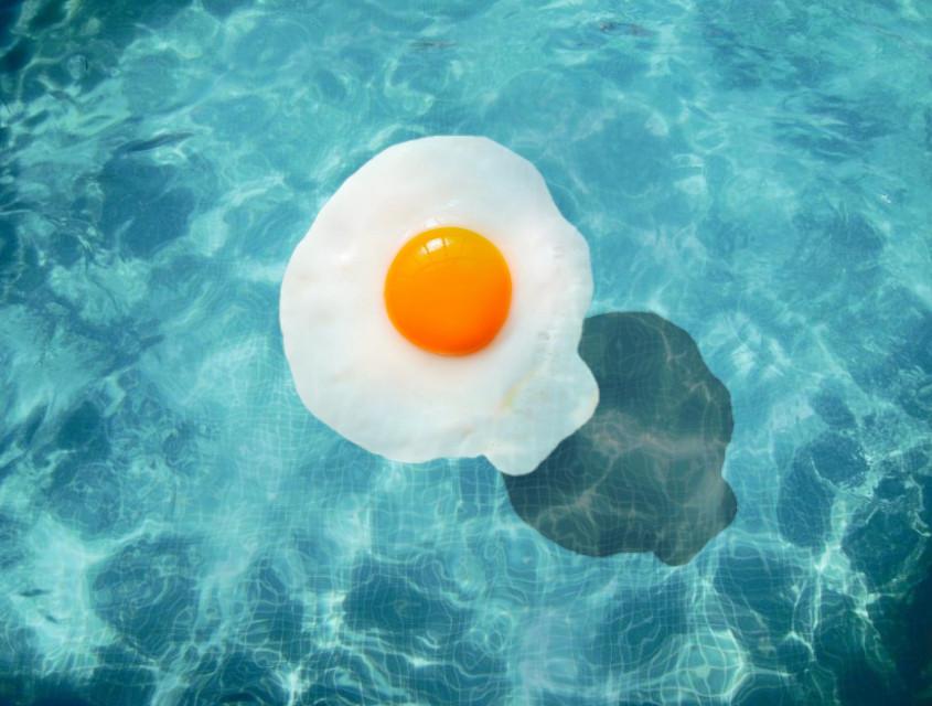 #freetoedit #myedit #creative #eggs #pool #doubleexposure