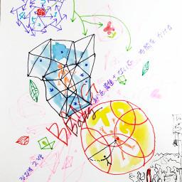 arts drawing signpen skecth illustration
