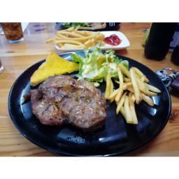 food steakdinner