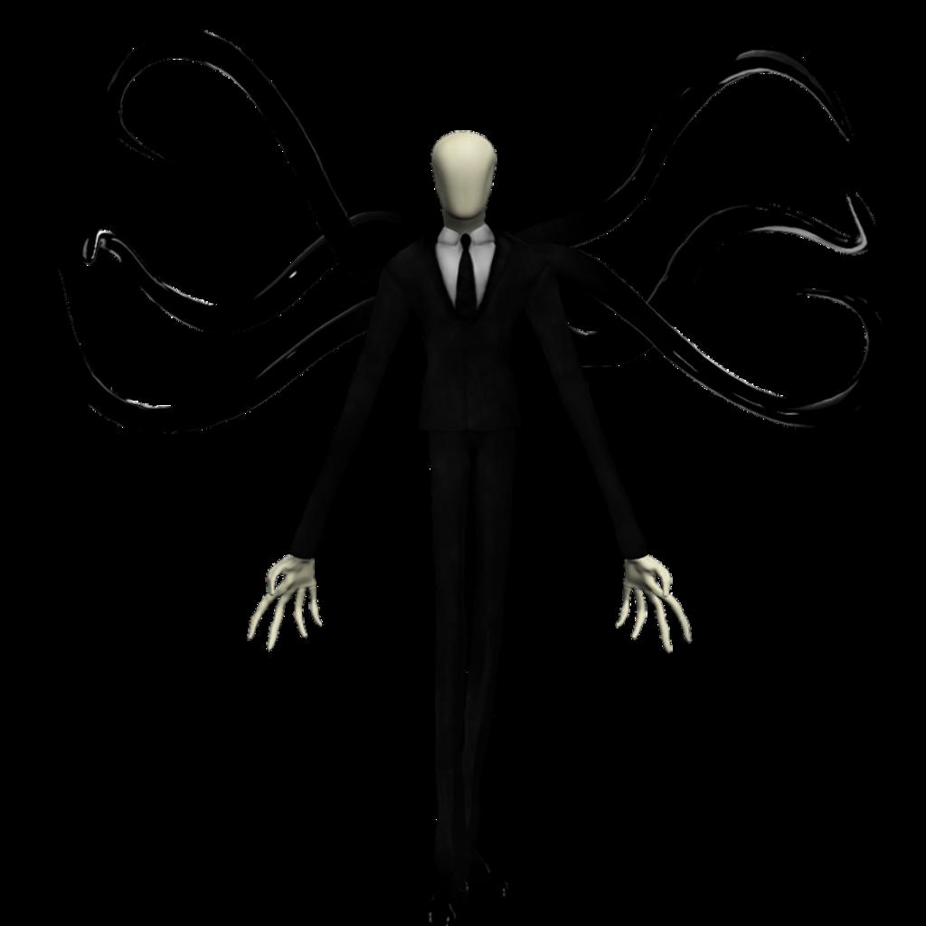 slenderman slender man sticker by fnafy