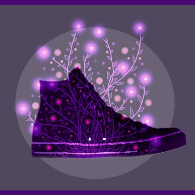 #stylishsneaker image from @freetoedit  #sneaker #negativeeffect #drawtools #stickers #myedit #editstepbystep #purple