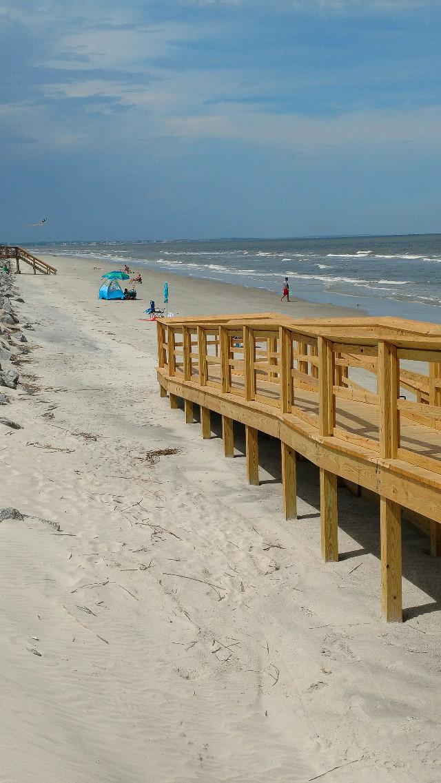 #freetoedit #beach #atlantic #ocean #jekyllisland #outdoors #nature #sand #pcbeaches #pcvacaymood #pchorizon #pclookdown