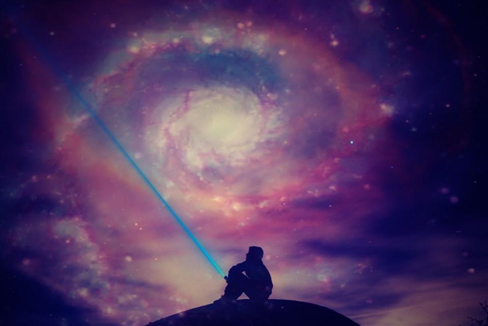 #freetoedit #picsart #remix #galaxy #myedit #madewithpicsart #universe