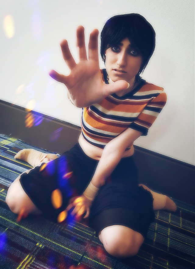 Killing me Softly~ (pic taken by my sister) #yoonbum #yoonbumcosplay #killingstalking #killingstalkingcosplay