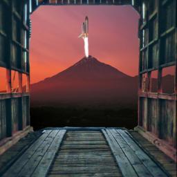vipshoutout rocket mountain edit way