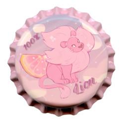 stevenuniverse lion pink cute edit freetoedit