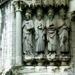 landmark photography art church statues pcartwork