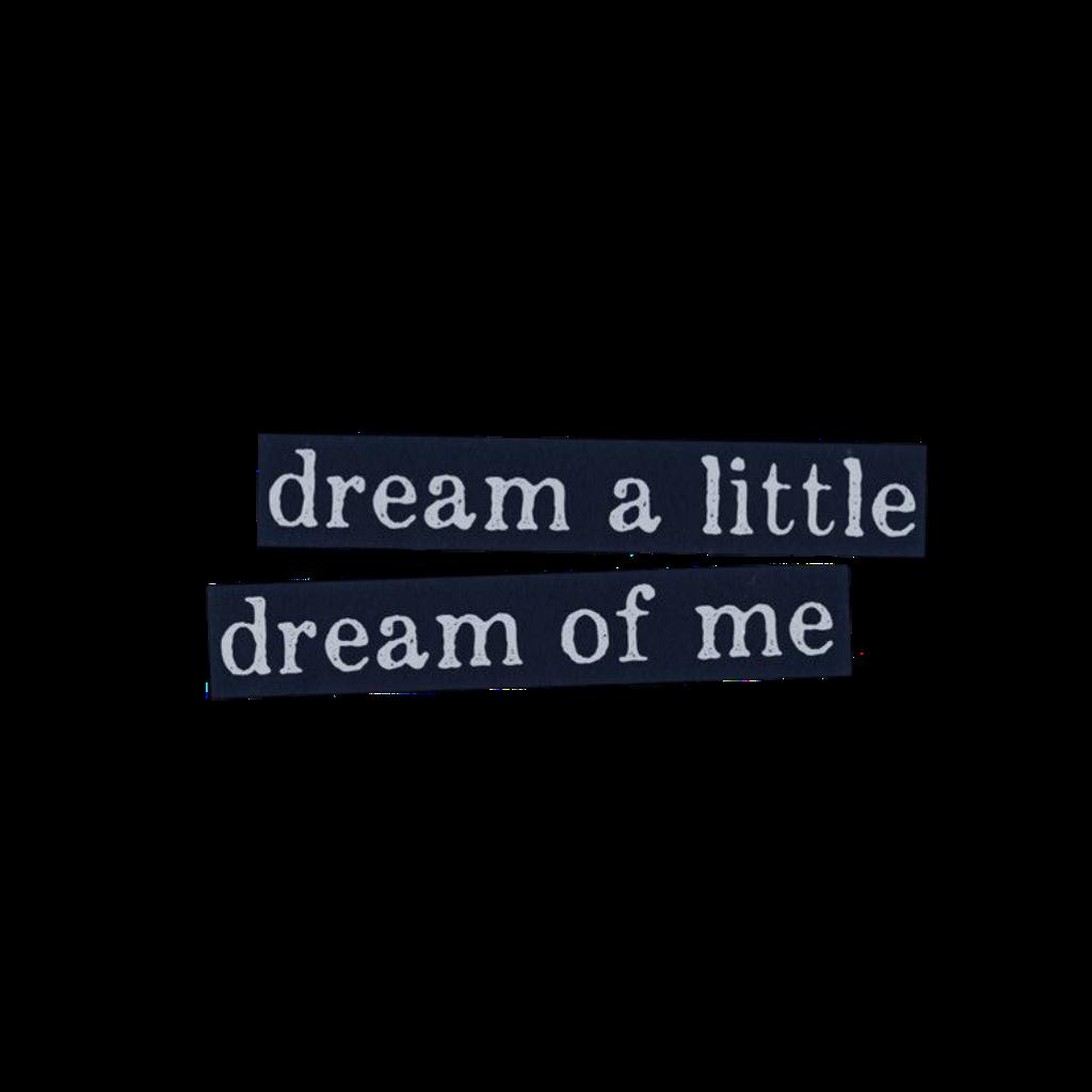 dream me little declaration sleep cute love write fte