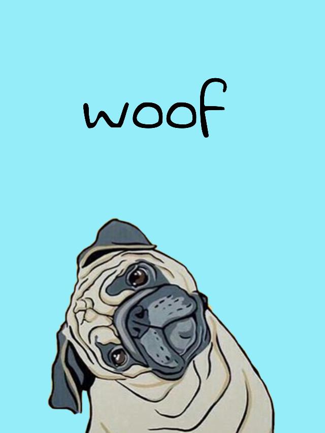 #freetoedit #pug #puglove #woof  #remixit