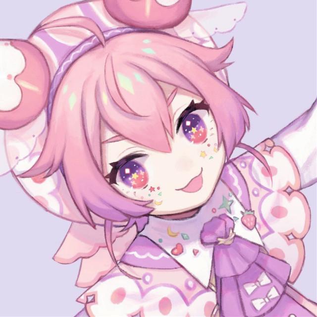 #pink #anime art