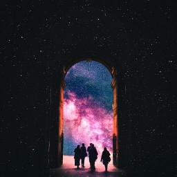 picsart galaxy stars gate  @picsart gate