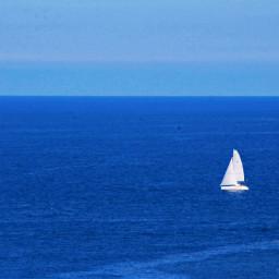 sea seaview boat vibranteffect freetoedit