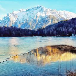 freetoedit nature naturephotograpy winter pclake pclakes pcbeautifuldays